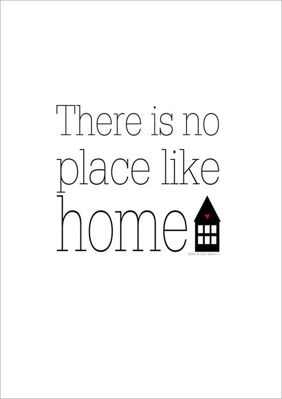 there is no place like home tavla