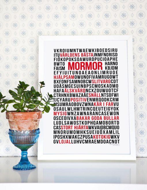 present till mormor